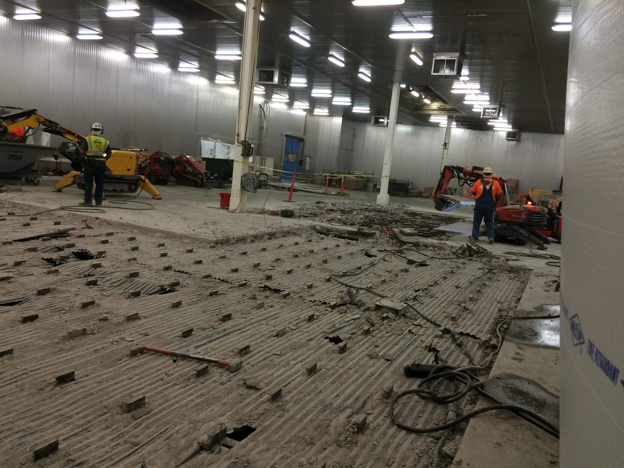 Backus Concrete Quality Concrete Servicing Northwest Ar